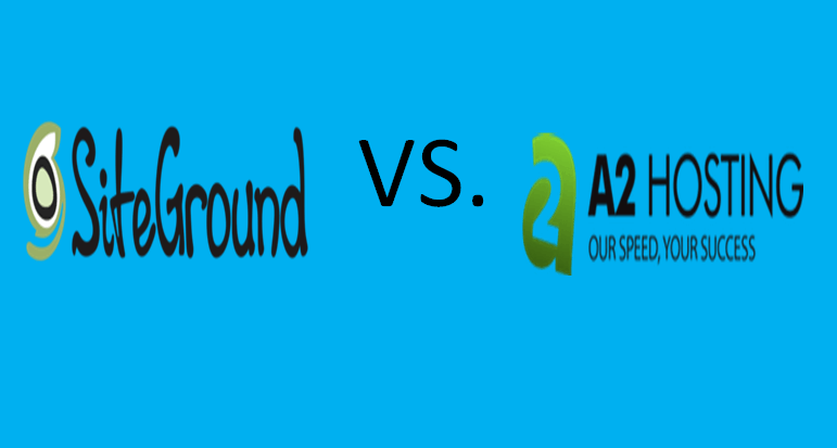 A2Hosting vs. SiteGround | Which one is the Best? #10+ Surprising Facts