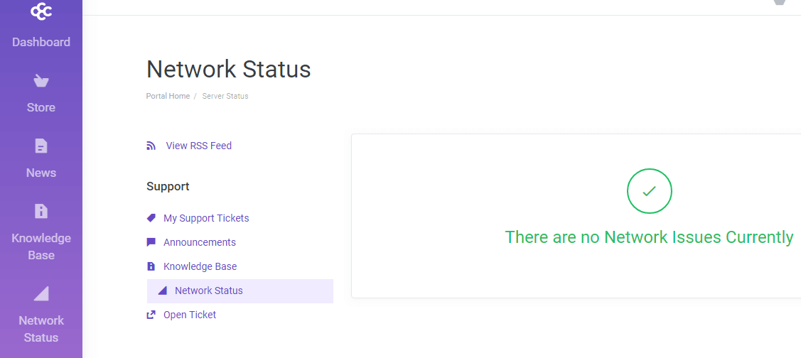 chemicloud network status