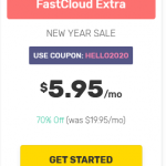 FastComet FastCloud Extra